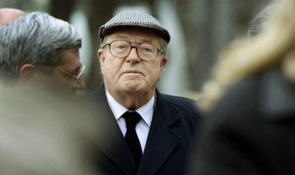 Le Pen persiste à justifier la torture en Algérie et accable les socialistes