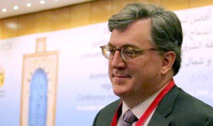 L'ambassadeur des Etats-Unis plaide pour la promotion de la coopération hors hydrocarbures
