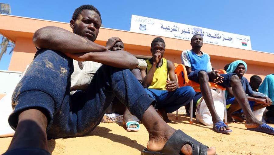 Libye panel