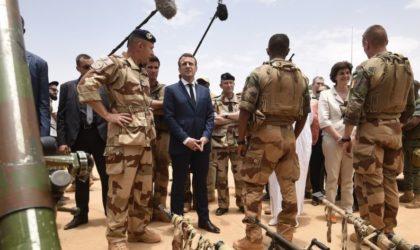 Lâchée par les donateurs: la force du G5 Sahel clouée au sol