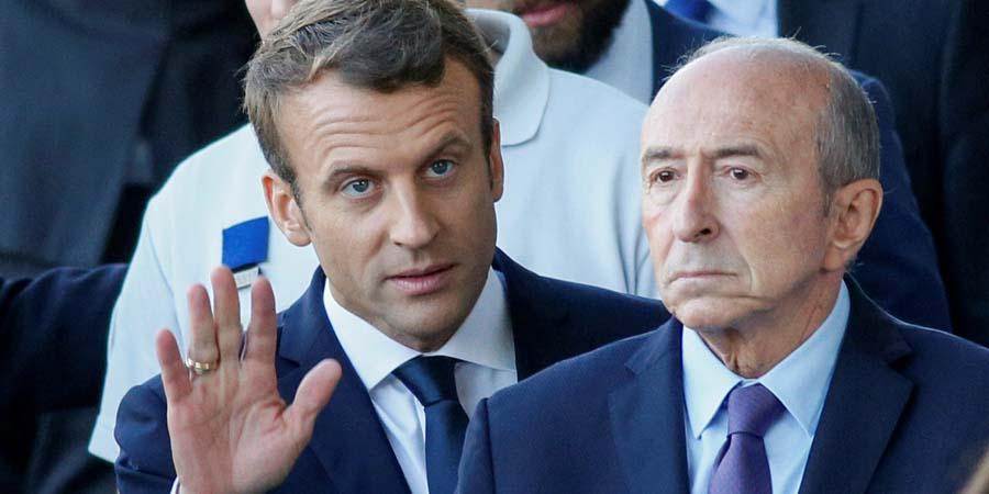 Macron Asile