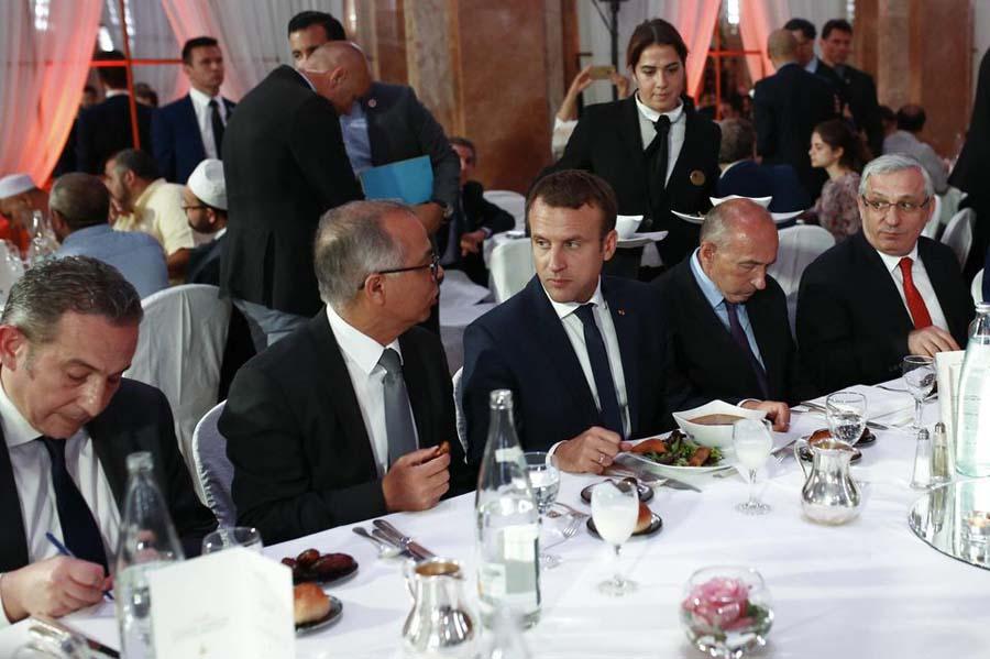 Macron immigration