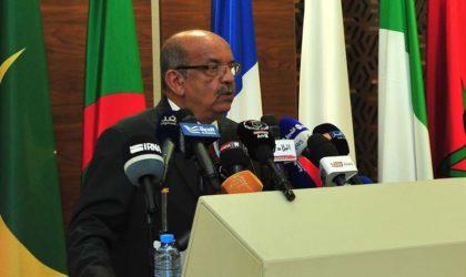 Messahel en visite en Turquie jeudi prochain