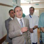 Mokhtar Hasbellaoui Santé