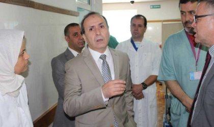 Le ministère de la Santé s'est «engagé» à la prise en charge de plusieurs préoccupations