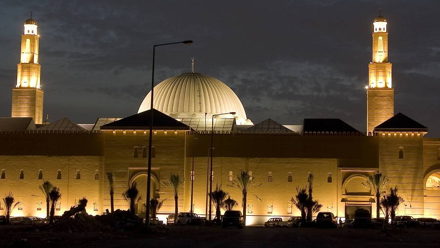 Mosquée Al-Sahimi saoudien