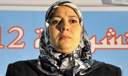 La députée raciste Naïma Salhi passible de prison pour menace de mort