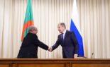 Conférence de presse conjointe de Abdelkader Messahel et Sergeï Lavrov