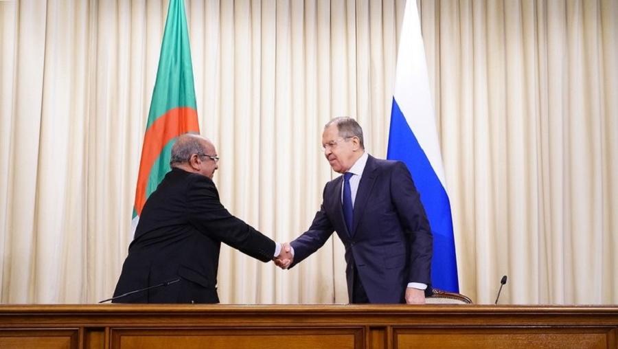Algérie-Russie entretien Messahel-Lavrov