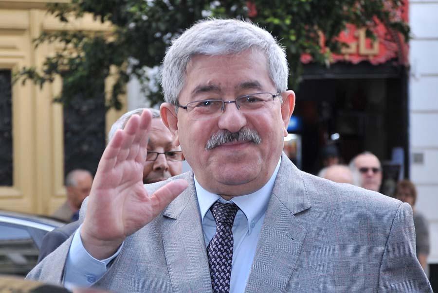 Ouyahia secrétaire