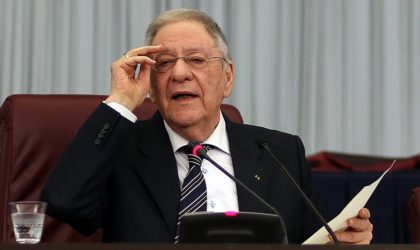Ould-Abbès rappelle à l'ordre un sénateur qui a souhaité la démission de Benghebrit