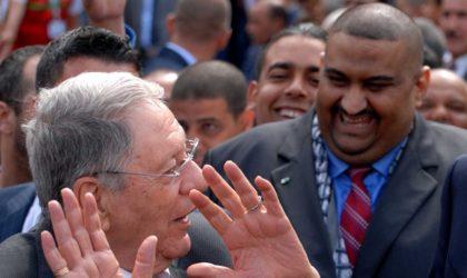 L'affairiste intéressé Tliba et le business de l'appel au cinquième mandat