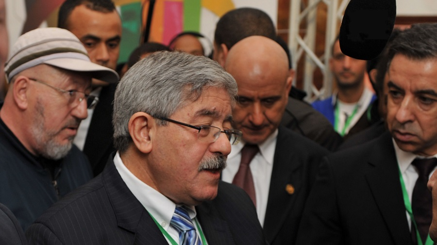 Ouyahia Premier