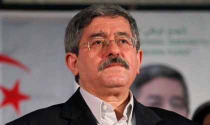 Ouyahia reçoit le président du Conseil palestinien de la jeunesse et des sports