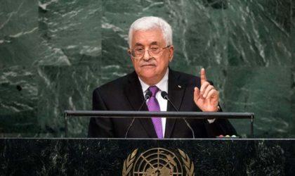 Conflit palestino-israélien: Abbas dit non à Washington et réclame un «mécanisme international»