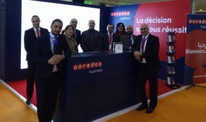 Ooredoo présente ses solutions et innovations au Salon international du tourisme d'Oran