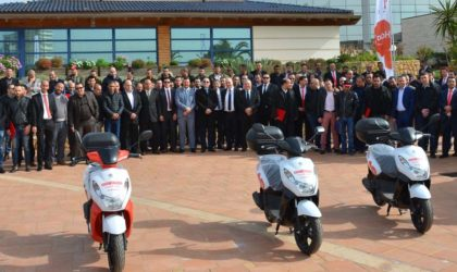 Clôture des challenges régionaux: Ooredoo distingue ses partenaires de l'Ouest lauréats de son challenge