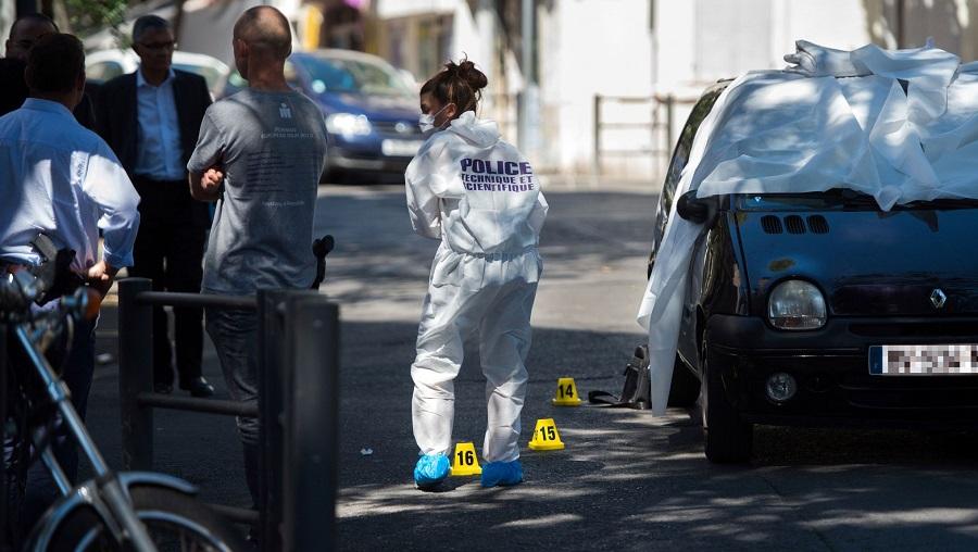 Police Marseille