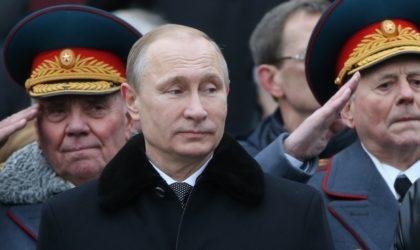 Contribution – L'officier du KGB Poutine et les ONG appendices de la CIA