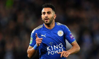 British Muslim Awards: l'Algérien Riyad Mahrez élu Superstar en sport