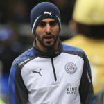 Riyad Mahrez restera à Leicester