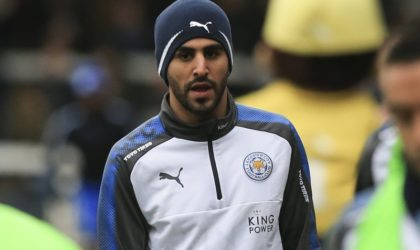 Premier League/Leicester City : Mahrez sanctionné financièrement