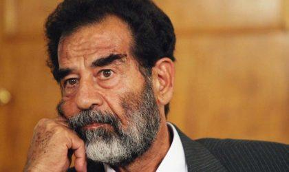 Saddam Hussein sème la panique au Koweït 11 ans après son exécution
