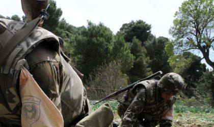 Cinq soldats tués dans l'explosion d'une bombe artisanale à Tébessa