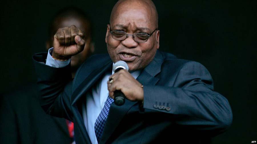 Zuma Congès