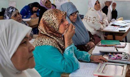 Baisse à 10% du taux général de l'analphabétisme en Algérie