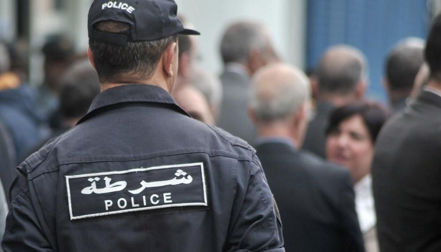 sûreté d'Alger arrestation femme