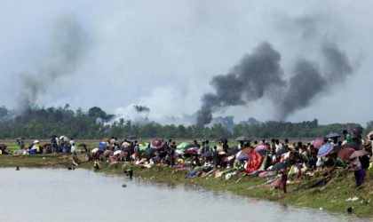 Birmanie : des villages rohingyas rayés de la carte