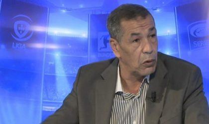 L'ancien international algérien Ali Bencheikh accusé d'incitation à la haine