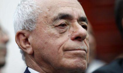Bouhadja dénonce son implication dans la coordination de soutien à un 5e mandat