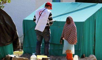 Croissant-Rouge section d'Annaba: rapatriement de 272 ressortissants nigériens
