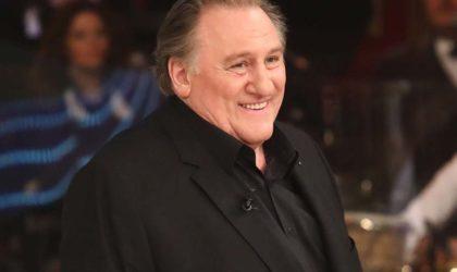L'icône du cinéma français Gérard Depardieu veut s'installer en Algérie