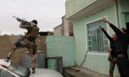 Baghdad découvre un drone américain chez des terroristes de Daech
