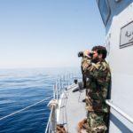 garde-côtes migrants