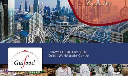 «Extra Benhamadi», marque commerciale de Gerbior, présente au Gulfood 2018