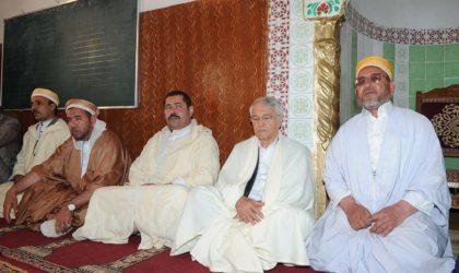 Cinquièmemandat: l'Organisation des zaouïas rallie l'initiative de Tliba