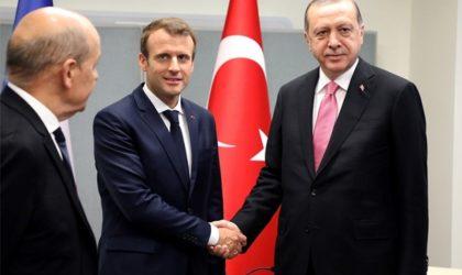 La Turquie envoie balader la France et lui rappelle ses crimes en Algérie