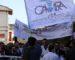 Marche régionale des médecins résidents du centre du pays