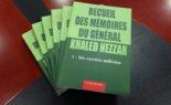 Recueil des mémoires du général Khaled Nezzar : Tome 2 arabe, 1re partie
