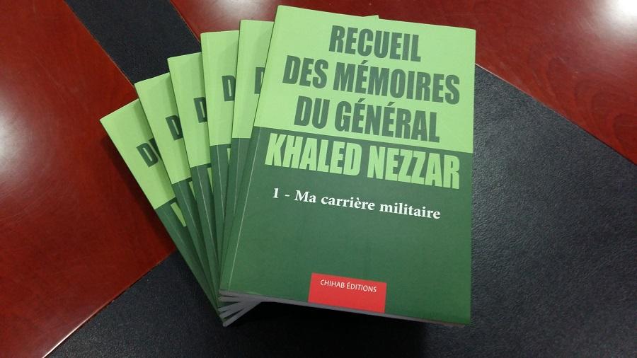 livre khaled nezzar