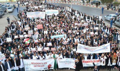 Les hospitalo-universitaires solidaires avec les médecins résidents