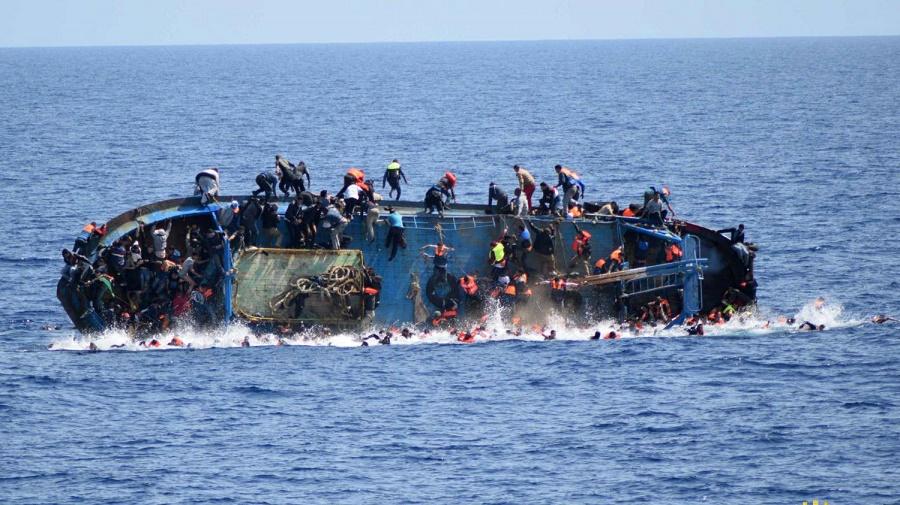 Deux des survivants ont nagé jusqu'à la côte