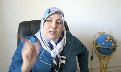 La députée Naïma Salhi menace sa fille de «la tuer»