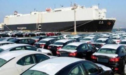 Plus de 2 milliards de dollars d'importations de véhicules et CKD/SKD en 2017
