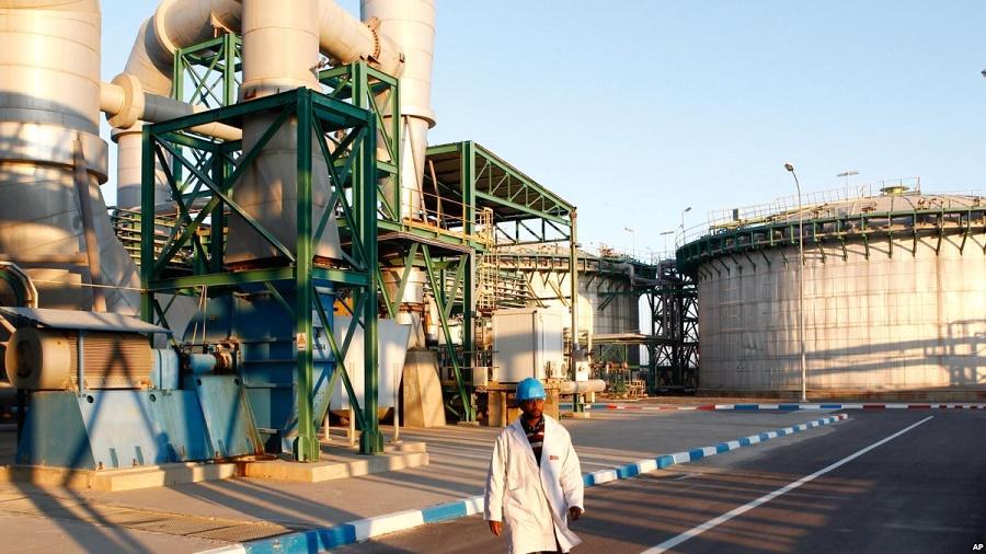 Afrique du Sud phosphate Polisario
