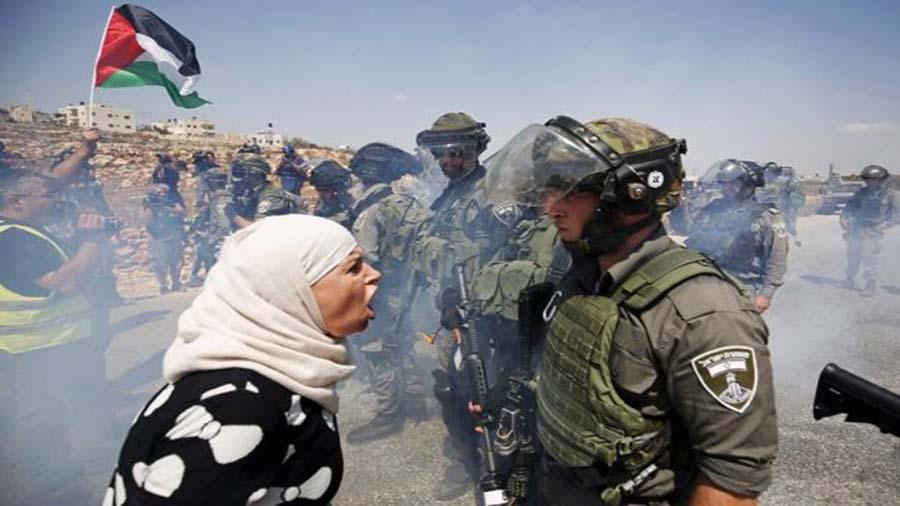 palestine Netanyahou